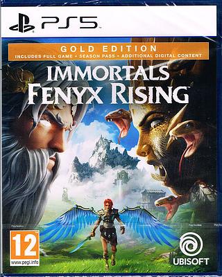 Einfach und sicher online bestellen: Immortals Fenyx Rising Gold Edition in Österreich kaufen.