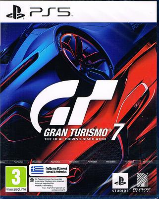 Einfach und sicher online bestellen: Gran Turismo 7 (PEGI) in Österreich kaufen.