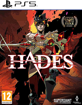 Einfach und sicher online bestellen: Hades Game of the Year Edition (AT-PEGI) in Österreich kaufen.