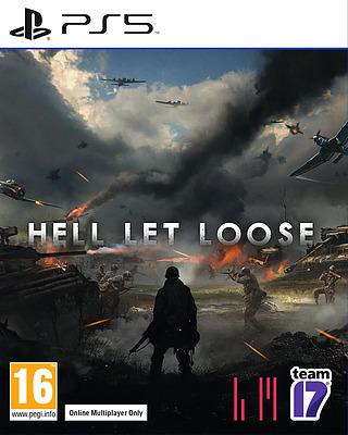 Einfach und sicher online bestellen: Hell Let Loose + 4 Boni in Österreich kaufen.
