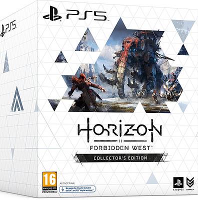 Einfach und sicher online bestellen: Horizon Forbidden West Collector Edition (AT-PEGI) in Österreich kaufen.