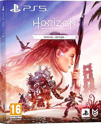 Einfach und sicher online bestellen: Horizon Forbidden West Special Edition (AT-PEGI) in Österreich kaufen.