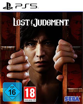 Einfach und sicher online bestellen: Lost Judgment in Österreich kaufen.