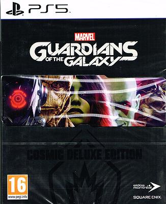 Einfach und sicher online bestellen: Marvel's Guardians of the Galaxy Cosmic Deluxe Ed. in Österreich kaufen.