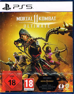 Einfach und sicher online bestellen: Mortal Kombat XI Ultimate Limited Edition in Österreich kaufen.