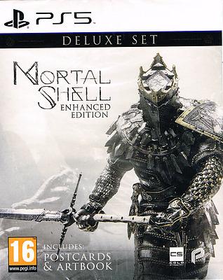 Einfach und sicher online bestellen: Mortal Shell Enhanced Edition (PEGI) in Österreich kaufen.