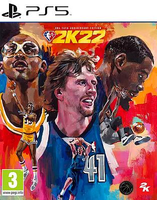 Einfach und sicher online bestellen: NBA 2K22 75th Anniversary Edition in Österreich kaufen.