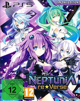 Einfach und sicher online bestellen: Neptunia ReVerse Day One Edition in Österreich kaufen.