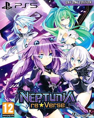 Einfach und sicher online bestellen: Neptunia ReVerse Day One Edition (PEGI) in Österreich kaufen.