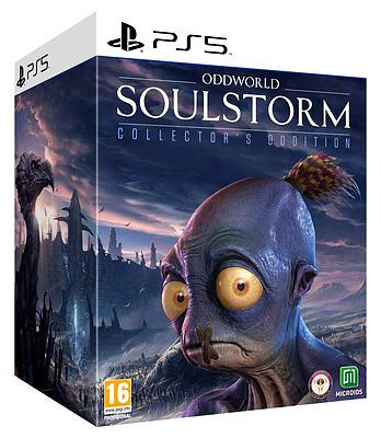Einfach und sicher online bestellen: Oddworld: Soulstorm Collectors Edition (AT-PEGI) in Österreich kaufen.