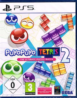 Einfach und sicher online bestellen: Puyo Puyo Tetris 2 in Österreich kaufen.