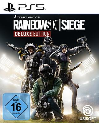 Einfach und sicher online bestellen: Tom Clancys Rainbow Six: Siege Deluxe (AT-PEGI) in Österreich kaufen.