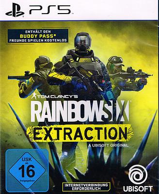Einfach und sicher online bestellen: Rainbow Six Extraction (AT-PEGI) in Österreich kaufen.