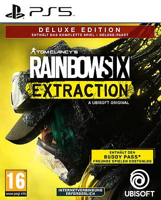 Einfach und sicher online bestellen: Rainbow Six Extraction Deluxe Edition (AT-PEGI) in Österreich kaufen.