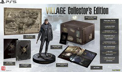 Einfach und sicher online bestellen: Resident Evil Village Collectors in Österreich kaufen.