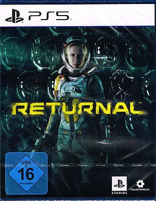 Einfach und sicher online bestellen: Returnal (AT-PEGI) in Österreich kaufen.