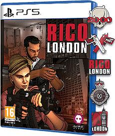 Einfach und sicher online bestellen: RICO London Badge Edition (PEGI) in Österreich kaufen.