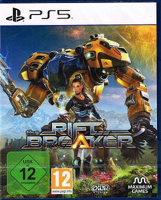 Einfach und sicher online bestellen: Riftbreaker in Österreich kaufen.