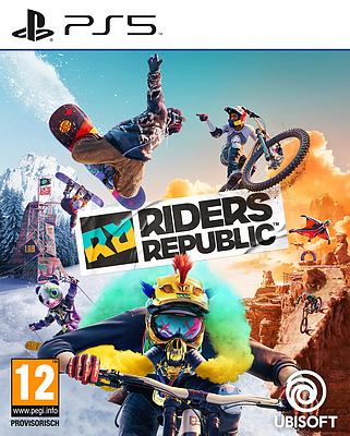 Einfach und sicher online bestellen: Riders Republic (AT-PEGI) in Österreich kaufen.