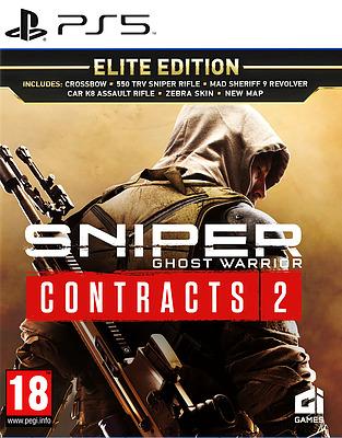 Einfach und sicher online bestellen: Sniper Ghost Warrior Contracts 2 Elite Edition in Österreich kaufen.