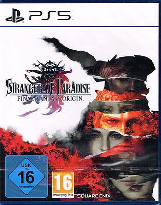 Einfach und sicher online bestellen: Stranger of Paradise: Final Fantasy Origin (AT) in Österreich kaufen.