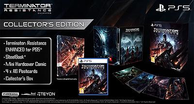 Einfach und sicher online bestellen: Terminator Resistance Enhanced Collectors Edition in Österreich kaufen.