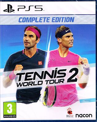 Einfach und sicher online bestellen: Tennis World Tour 2 (PEGI) in Österreich kaufen.