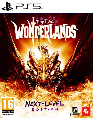 Einfach und sicher online bestellen: Tiny Tina's Wonderland Next Level Edition (AT) in Österreich kaufen.