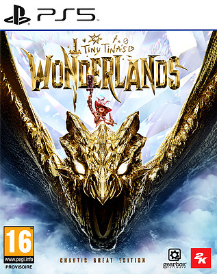 Einfach und sicher online bestellen: Tiny Tina's Wonderland Chaotic Great Edition in Österreich kaufen.