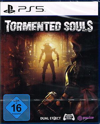 Einfach und sicher online bestellen: Tormented Souls in Österreich kaufen.
