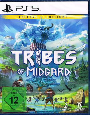 Einfach und sicher online bestellen: Tribes of Midgard Deluxe in Österreich kaufen.