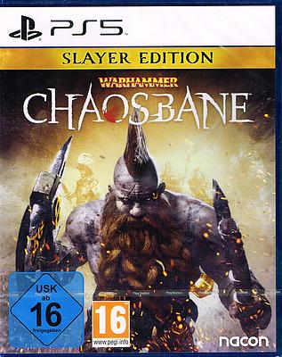 Einfach und sicher online bestellen: Warhammer Chaosbane Slayer Edition in Österreich kaufen.