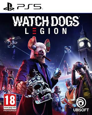 Einfach und sicher online bestellen: Watch Dogs Legion (AT-PEGI) in Österreich kaufen.