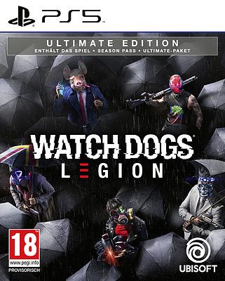 Einfach und sicher online bestellen: Watch Dogs Legion Ultimate Edition (AT-PEGI) in Österreich kaufen.