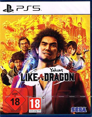 Einfach und sicher online bestellen: Yakuza 7: Like a Dragon in Österreich kaufen.