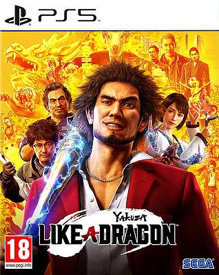 Einfach und sicher online bestellen: Yakuza 7: Like a Dragon (PEGI) in Österreich kaufen.