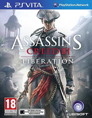 Einfach und sicher online bestellen: Assassins Creed 3: Liberation (AT-PEGI) in Österreich kaufen.