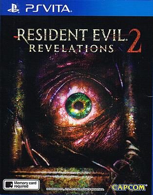 Einfach und sicher online bestellen: Resident Evil Revelations 2 + 5 DLCs (Asia-Import) in Österreich kaufen.