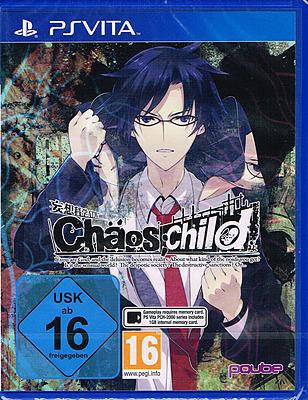Einfach und sicher online bestellen: Chaos Child in Österreich kaufen.