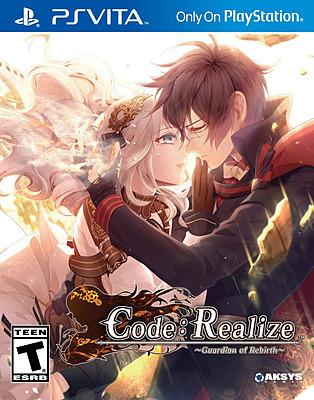 Einfach und sicher online bestellen: Code: Realize Guardian of Rebirth (US-Import) in Österreich kaufen.