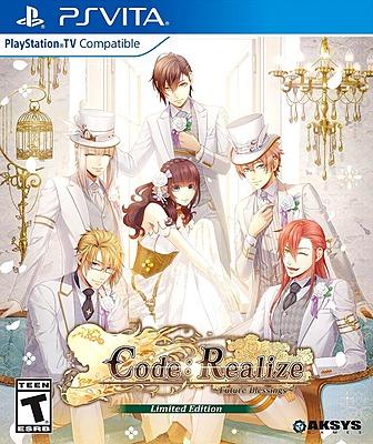 Einfach und sicher online bestellen: Code Realize: Future Blessings Limited Edition in Österreich kaufen.