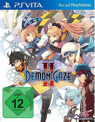 Einfach und sicher online bestellen: Demon Gaze 2 in Österreich kaufen.