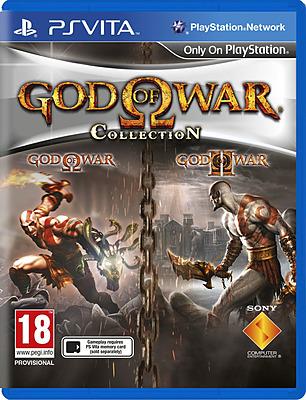 Einfach und sicher online bestellen: God of War Collection (EU-Import) in Österreich kaufen.