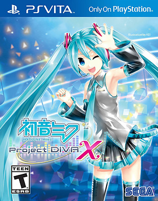 Einfach und sicher online bestellen: Hatsune Miku: Project Diva X (US-Import) in Österreich kaufen.