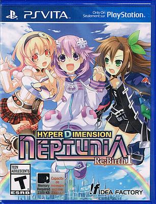 Einfach und sicher online bestellen: Hyperdimension Neptunia: Re;Birth 1 (US-Import) in Österreich kaufen.