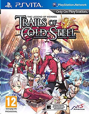 Einfach und sicher online bestellen: The Legend of Heroes: Trails of Cold Steel (EU) in Österreich kaufen.