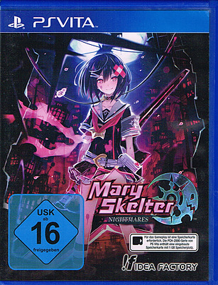Einfach und sicher online bestellen: Mary Skelter: Nightmares (EU-Import) in Österreich kaufen.