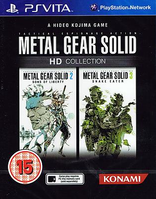 Einfach und sicher online bestellen: Metal Gear Solid HD Collection (Englisch) in Österreich kaufen.