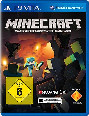 Einfach und sicher online bestellen: Minecraft PlayStation Vita Edition in Österreich kaufen.