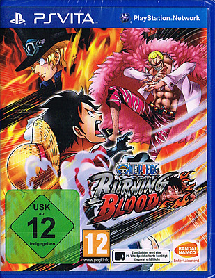 Einfach und sicher online bestellen: One Piece: Burning Blood in Österreich kaufen.